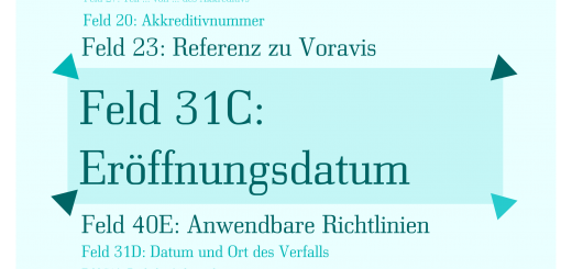 Was ist Akkreditiv Feld 31C: Eröffnungsdatum (Date of Issue)?