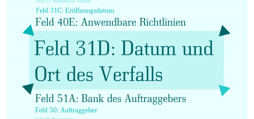 Was ist Akkreditiv Feld 31D: Datum und Ort des Verfalls (Date and Place of Expiry)?