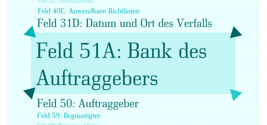 Was ist Akkreditiv Feld 51A: Bank des Auftraggebers (Applicant's Bank)?